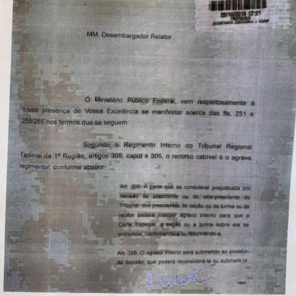 Documentos da Justiça mostram citação de candidato Eduardo Braide como investigado