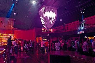 Ambiente do Caribbean Disco Club, que recebe noites ecléticas cheias de patricinhas em Pinheiros, na zona oeste