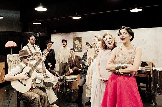 """O musical """"Lamartine Babo"""", de Antunes Filho, abre a programação do festival na segunda-feira (14); veja fotos"""