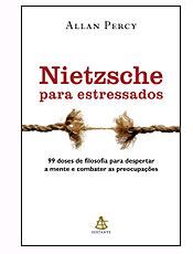 Livro com 99 Doses de filosofia para combater as preocupações