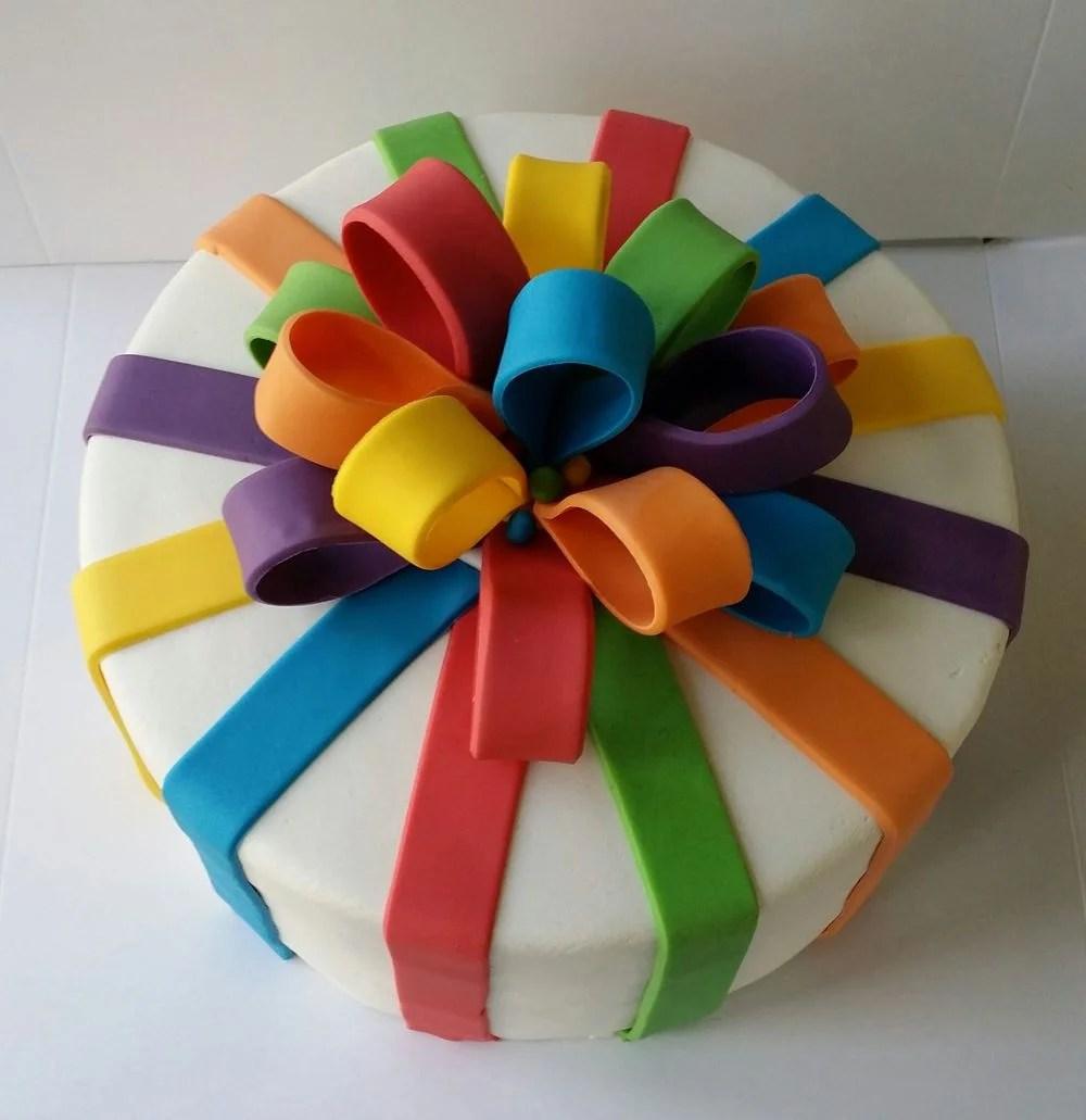 Afbeeldingsresultaat voor taart versierd