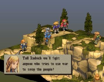 V Review Final Fantasy Tactics 2 1