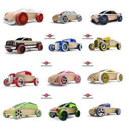 德國Automoblox跑車木制拼裝拆裝汽車模型玩具小號木頭車搭配絕版 - 露天拍賣
