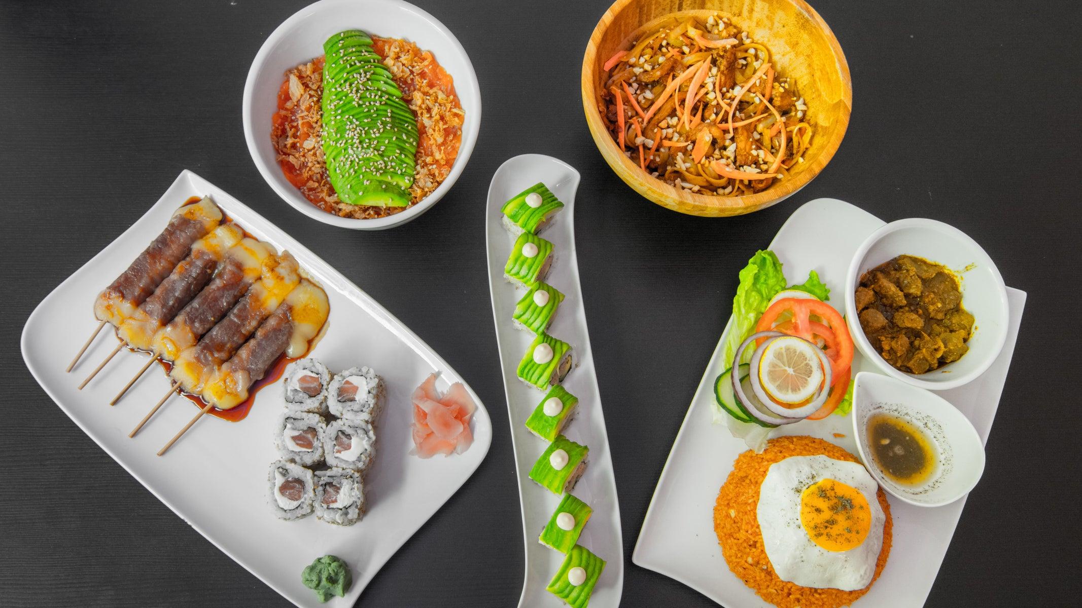 livraison sushi thai epinay a saint