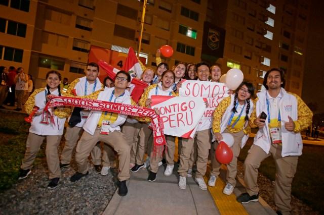 En los próximos días se sumarán más deportistas peruanos para alojarse en la Villa.