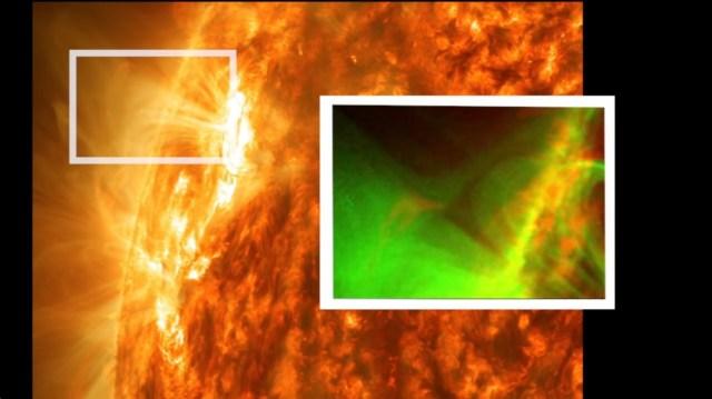 Explosión del Sol SDO