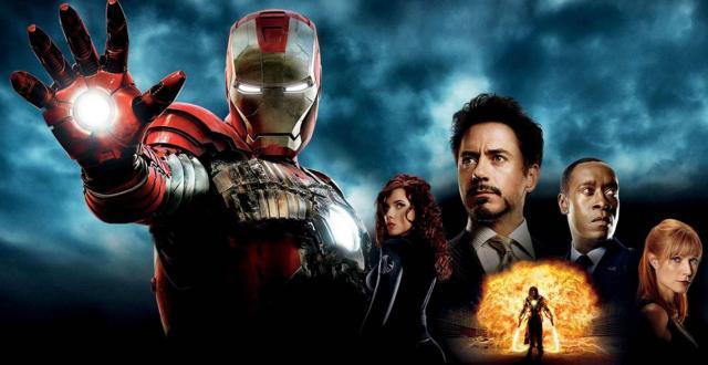 5. IRON MAN 2. La cinta estrenada en 2010 presenta a Tony Stark en su enfrentamiento con Ivan Vanko, hijo del científico Anton, que tuvo un conflicto con el padre de Stark. La escena post crédito muestra a Phil Coulson camino al desierto en donde se encuentra un enorme cráter, donde se encuentra el martillo de Thor.