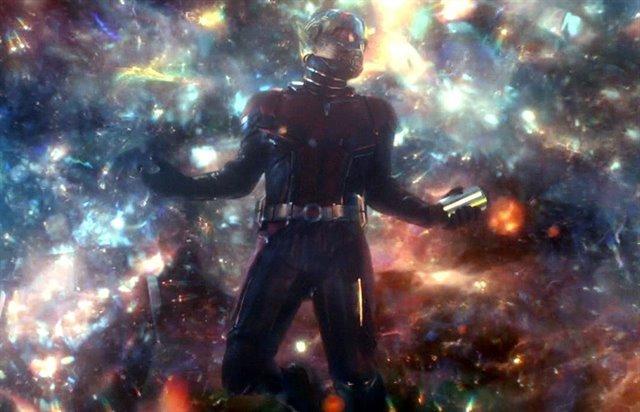 21. ANT- MAN Y LA AVISPA.Si bien la historia es independiente de la trama y continúa cronológicamente a lo narrado en