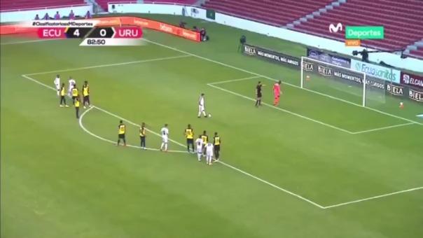 Uruguay vs. Ecuador