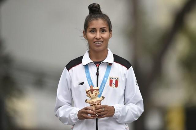 Kimberly García (14°) fue la tercera mejor latina en marcha femenina de Río 2016