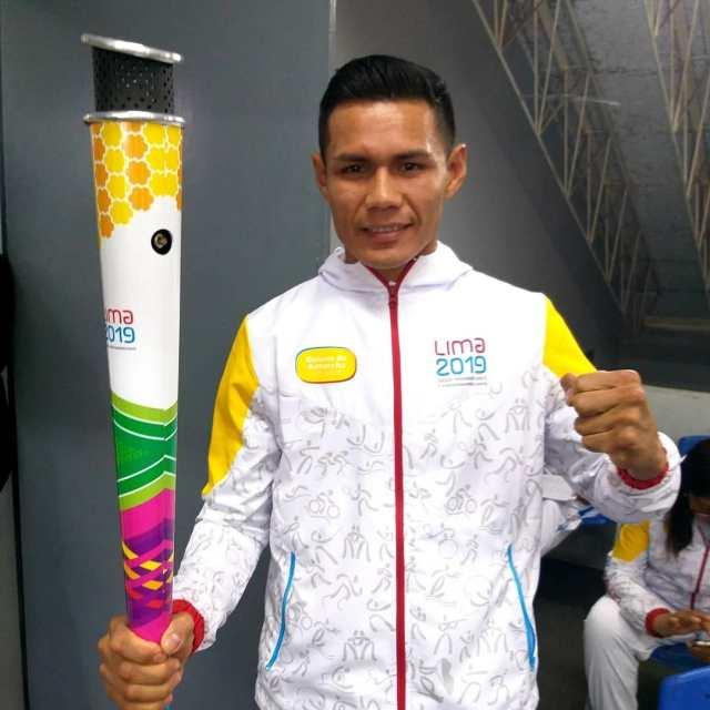 Leodan Pezo ganó medalla de bronce en Lima 2019