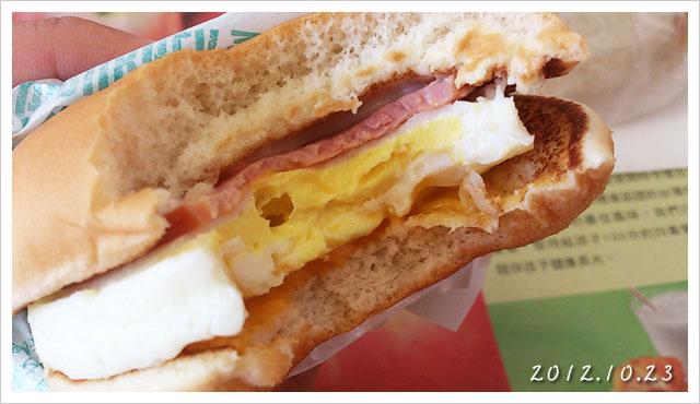 [麥當勞] 火腿蛋堡