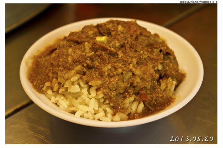 [基隆廟口夜市] 羊妹妹羊肉美食坊   羊肉魯飯
