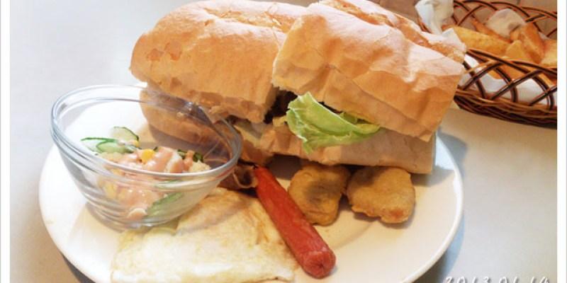 [花蓮市區] CHARLES HOUSE 早午餐