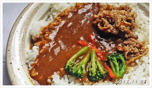 [小薛食譜] 牛肉咖哩飯