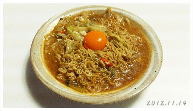 [小薛食譜] 泡麵加蛋   用煮的更美味!