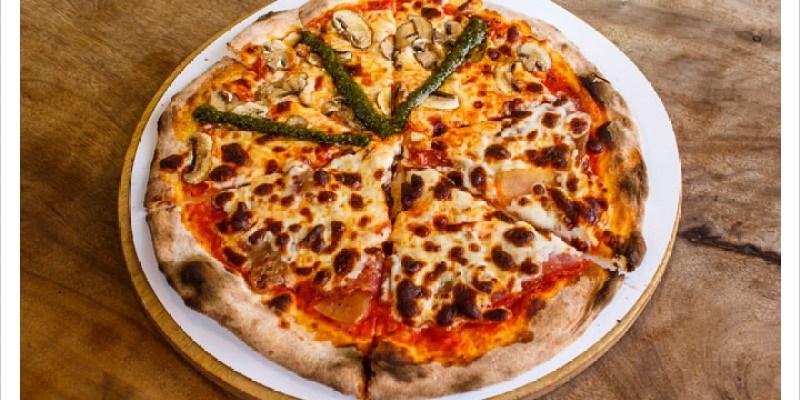 [花蓮東大門夜市] CYC 手工柴燒披薩(Dopo Hill Pizzeria)