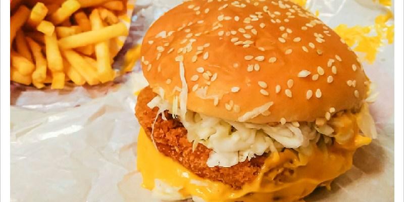 [麥當勞] 黃金起司豬排堡