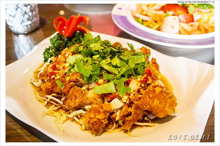 [花蓮市區] 泰好食 Thai House 中泰創意料理〈試吃邀約〉