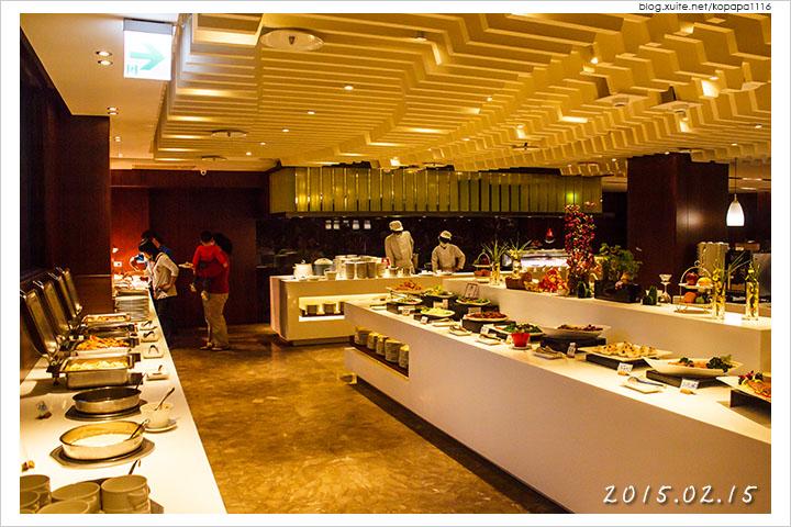 [花蓮市區] 百事達國際飯店-百匯西餐廳   晚餐