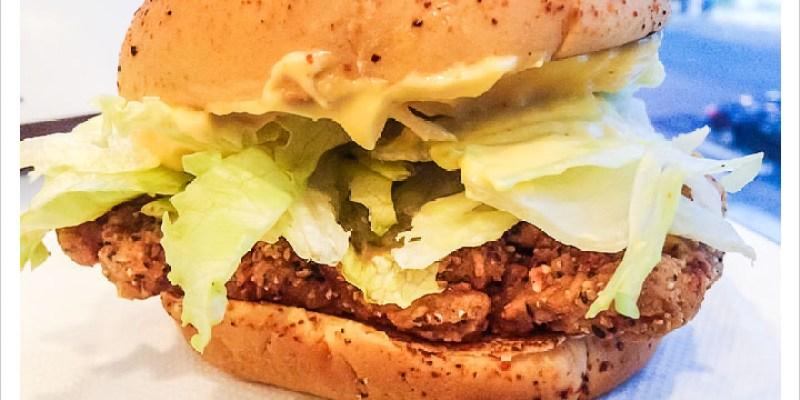 [麥當勞] 辛辣黑椒雞腿堡