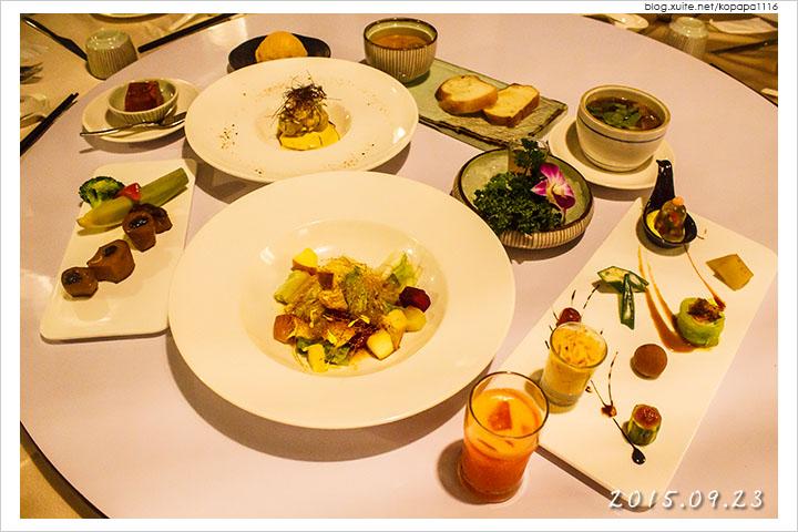 [宜蘭礁溪] 食光寶盒蔬食主題館 | 無菜單料理, 港式飲茶, 蔬食伴手禮〈試吃邀約〉