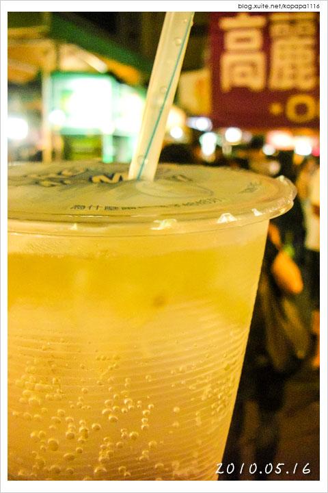 [高雄瑞豐夜市] Xia凍檸茶