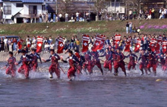 川中島の合戦