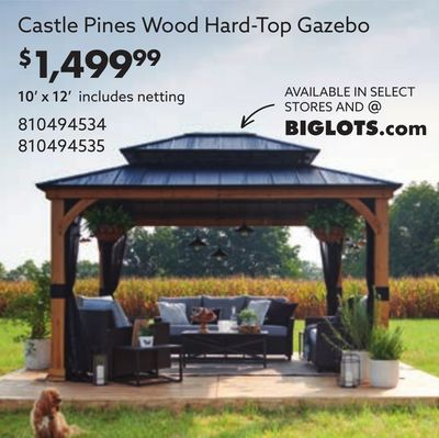 find the best deals for gazebos in