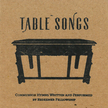 Table Songs cover art