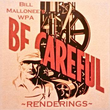 RENDERINGS (A WPA vols.1-4 Retrospective) cover art