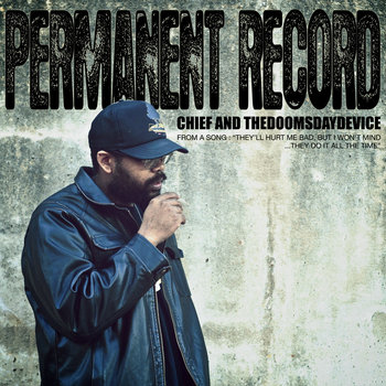 Permanent Record cover art