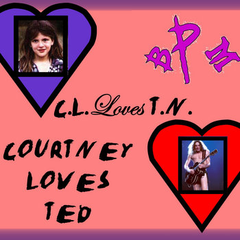 BPM #2-Courtney Loves Ted cover art