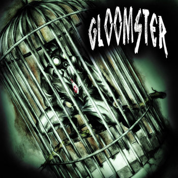 Gloomster - S/T [RBR 003] cover art