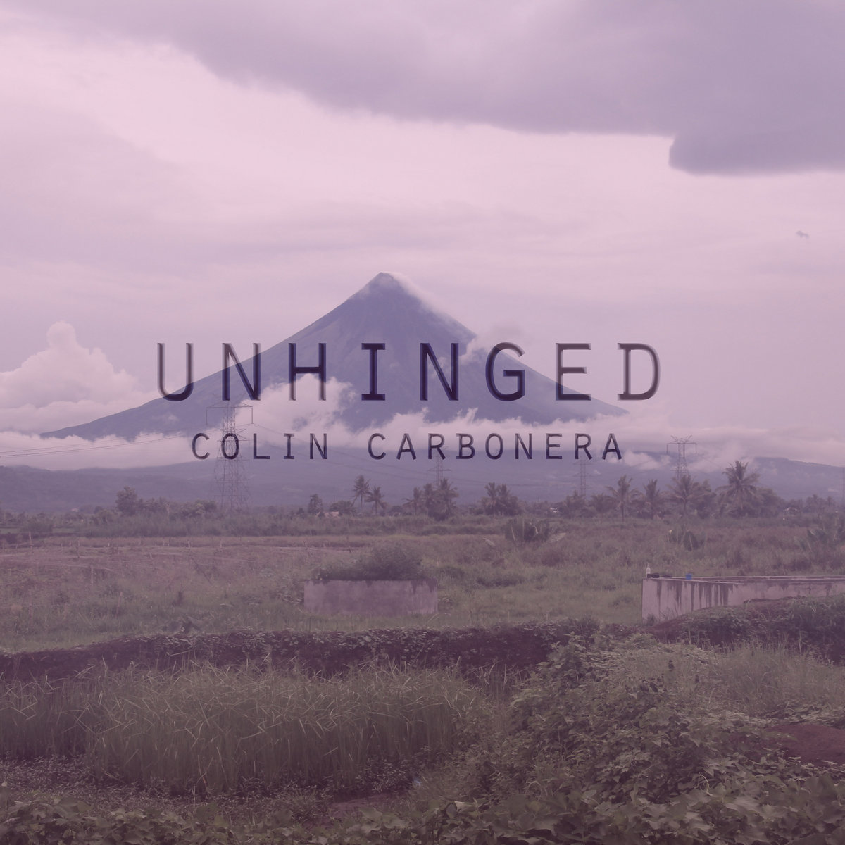 Colin Carbonera - Unhinged EP artwork