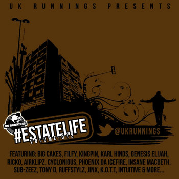 UK Runnings #EstateLife - Volume 012 cover art