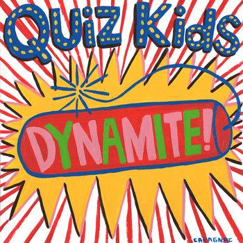 Dynamite! cover art