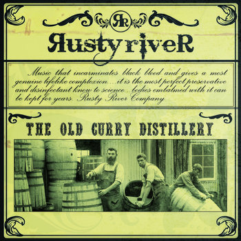 The Old Curry Distillery cover art