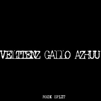 Split Velttenz / Gallo Azhuu cover art