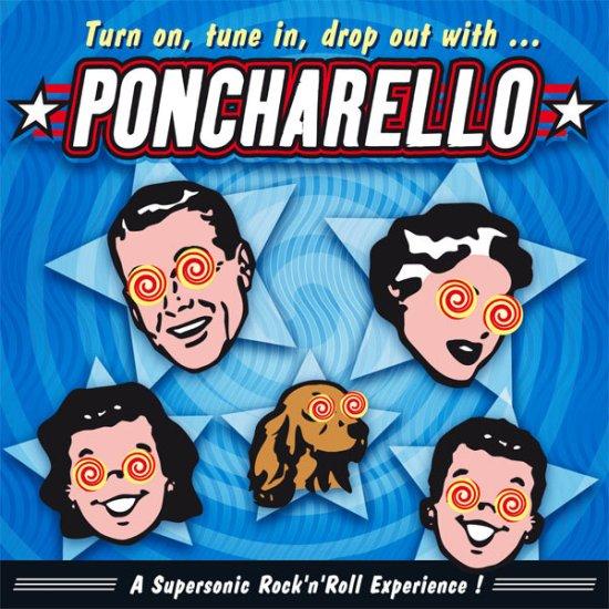 poncharello turn on
