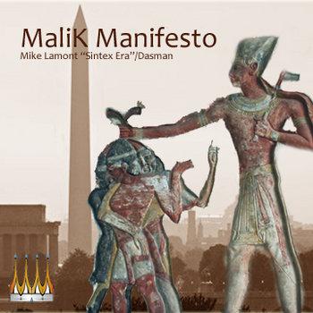 Malik Manifesto cover art