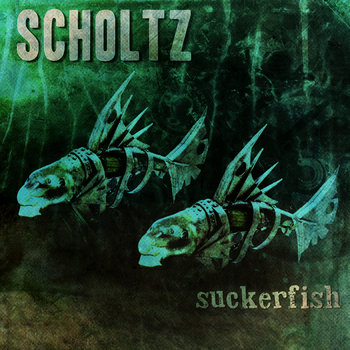 Suckerfish cover art