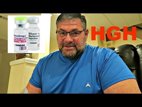 What Happens on an HGH Replacement Program