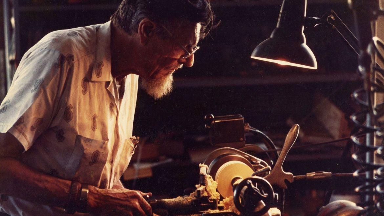 Paul W Klipsch Wood Lathe 2000X1125