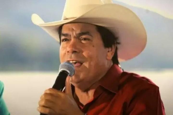 Parrerito, que morreu neste domingo, vítima da covid-19. (Foto: Reprodução do Youtube)