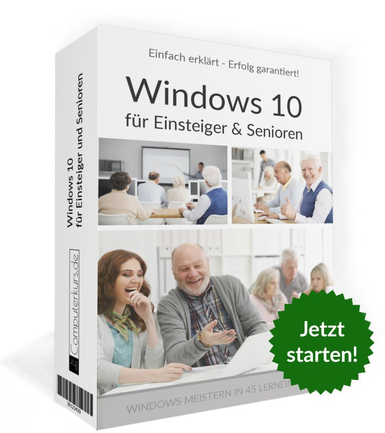 Windows 10 Online-Kurs