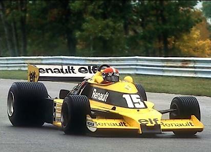 The Turbo Era | Formula One Art & Genius