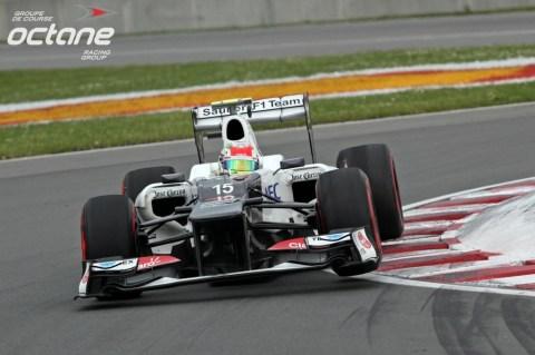 Perez—Canada 2012 qualifying
