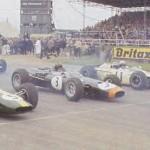 Silverstone grid 1965