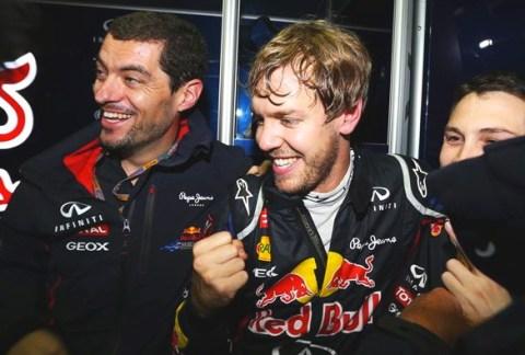 Vettel-Rocquelin 2012